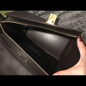 Celine Bags - Celine Tri Color Trapeze Bag